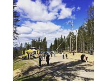 Åpningsfest mai 2015