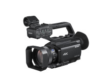 Sony announces three new palm camcorders featuring stunning Autofocus performance with 273-point phase-detection AF sensor and 4K HDR  recording