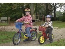 Kinder: Beim fahrbaren Untersatz auf die richtige Größe achten