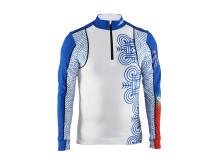 Finnish national biathlon team - 'hannunvaakuna' racing suit Top F