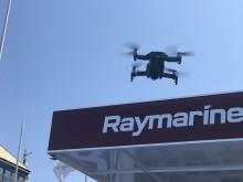 Image - Raymarine - Drone Demo