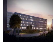 Södersjukhuset, ny behandlingsbyggnad