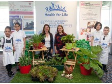 Health for Life in Primary schools programme, annual event 2016