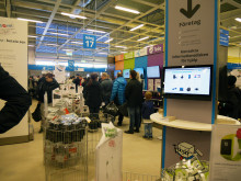 Premiär NetOnNet Lagershop Karlstad