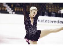 SM 2014-2015 Viktoria Helgesson - Korta programmet