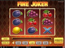 Fire Joker slottia