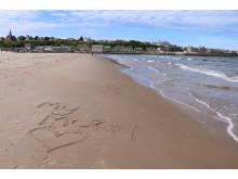 My Moray beach