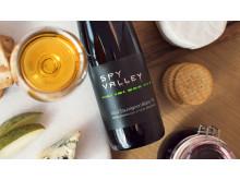 Nytt dessertvin från Nya Zeeland gjort på frysta handplockade druvor. 119kr, nr 2350, ord.sort