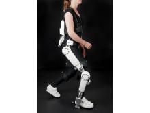 Robotdräkten på patient
