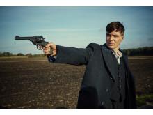 Cillian Murphy i gangsterserien Peaky Blinders på C More