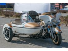 Besikta motorcykel