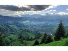 """""""Schweiz är bara en trädgård jämfört med Transsylvanien"""""""