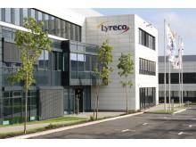 Lyreco Deutschland Firmensitz in Barsinghausen (bei Hannover)