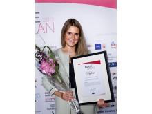 Vinnare Årets Butikssäljare, Modegalan 2011