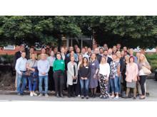 Startmöte för Hoppets förskola, som ritas av LINK arkitektur