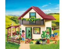 Bauernhaus von PLAYMOBIL (70133)