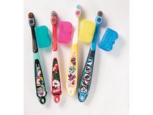 Jordan Step-by-step 6–12-vuotiaiden hammasharja