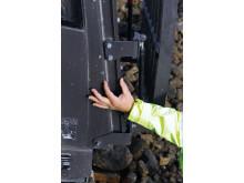 Hochsicherheitsbagger - Volvo EC300DNL