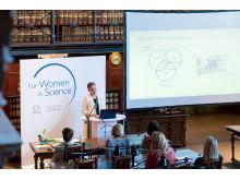 Laura Elo, For Women in Science -apuraha 2018