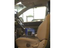 Airmaster BLC 500-D luktborttagning i bil