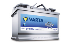 VARTA® Start-Stop Plus battery