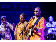 Världsmusik Amadou & Mariam