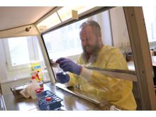 Säkerhetslaboratoriet för tuberkulos och harpest