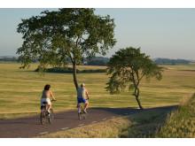 Cyklister i Skåne