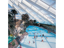 Legoland och Lalandia öppnar Skandinaviens största tropiska badlandskap