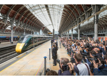 Queen names Hitachi Intercity Express Train
