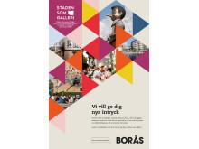 BORÅS - staden som galleri