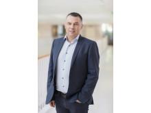 Patrik Thulin, vd, Praktikertjänst Närsjukhus