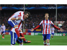 Champions League - Atletico Madrid