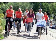 Notenrad-Tour auf den Spuren von Max Reger in Leipzig