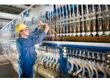 Klor produktion med mindre elektricitet: Elektrolyse celle med ny teknologi fra Bayer og ThyssenKrupp