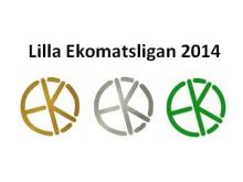 LIlla Ekomatsligan 2014 diplom