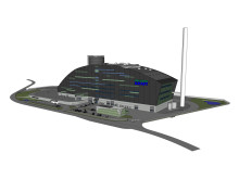 Filbornaverket - Arkitektskiss 2