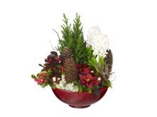 Jul på Interflora: julgrupp Mellannisse