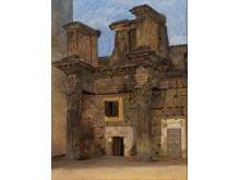 Nationalmuseum acquires two Italian scenes by Martinus Rørbye and Constantin Hansen