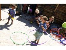 Frivilligt arbejde med børn i Sydafrika