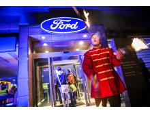 Invigning av FordStore hos Upplands Motor i Kista