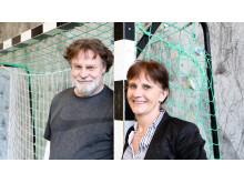 Gerth Hedov och Ann-Christin Sollerhed