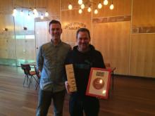 VEGA vandt årets newsroom