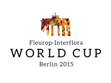 Logotyp för Fleurop-Interflora World Cup 2015