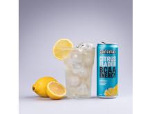 BCAA Energy Drink Citrus-Fläder 330ml