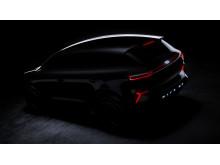 Kia EV Concept CES _rearview