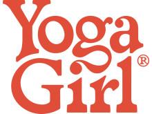 Yoga Girl Logo Coral Red RGB