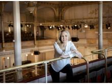 Cathrine Winnes chefsdirigent Blåsarsymfonikerna