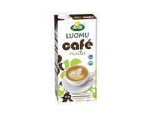 Arla Ingman Luomu Café -maito 1 L (UHT), into