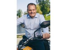 Tomas Ljunglöf CFO Pierce AB